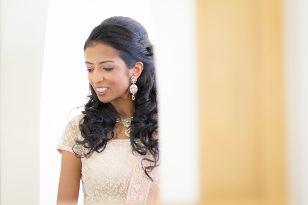 indian bride engagement