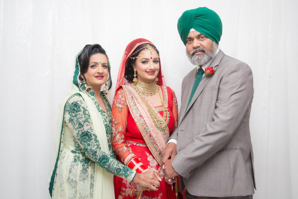 indian wedding parents photography
