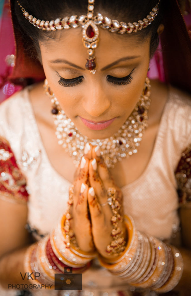 Indian bride hindu wedding