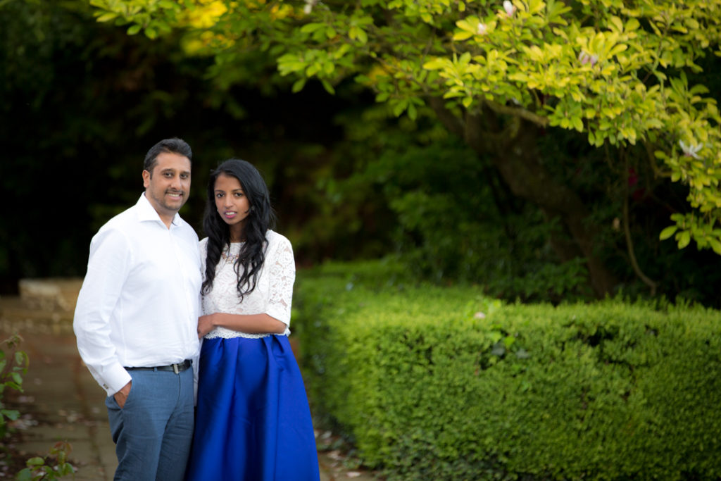 pre wedding photoshoot birmingham country house gardens