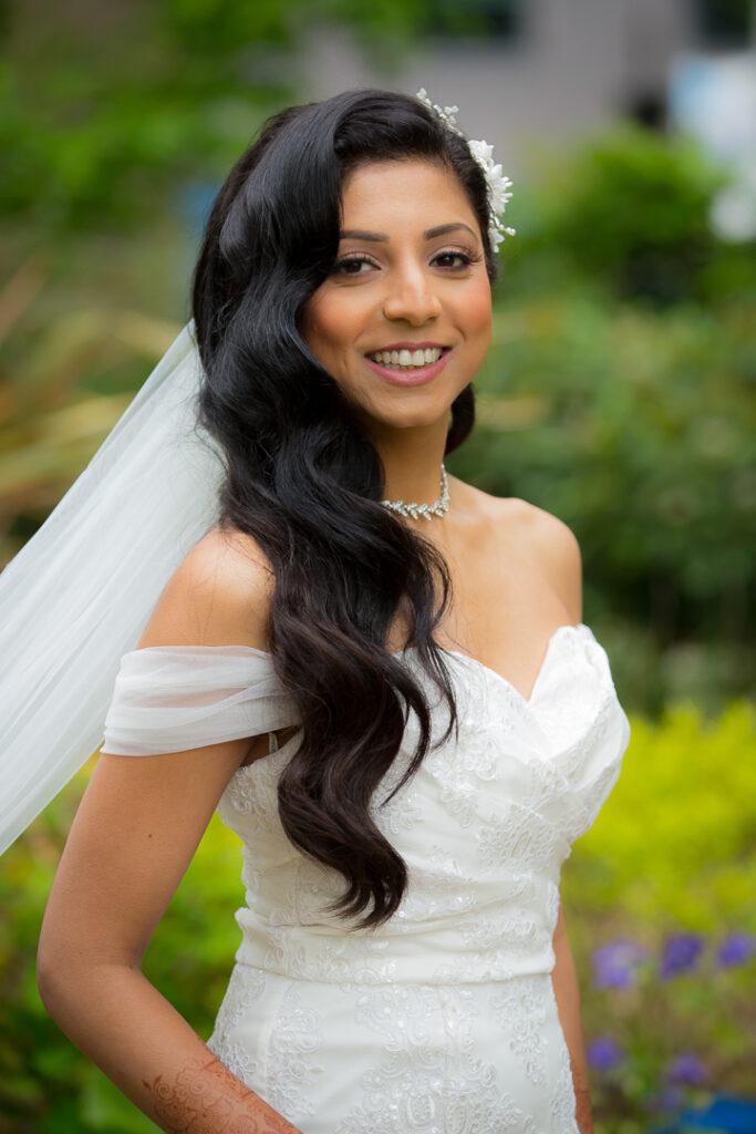 wedding civil white dress